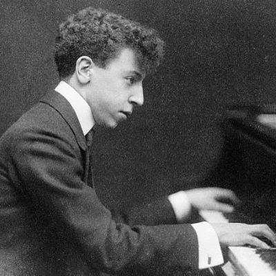 photo of Arthur Rubinstein