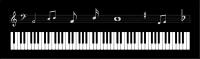 tiny piano keyboard