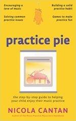 Nicola Cantan's practice book